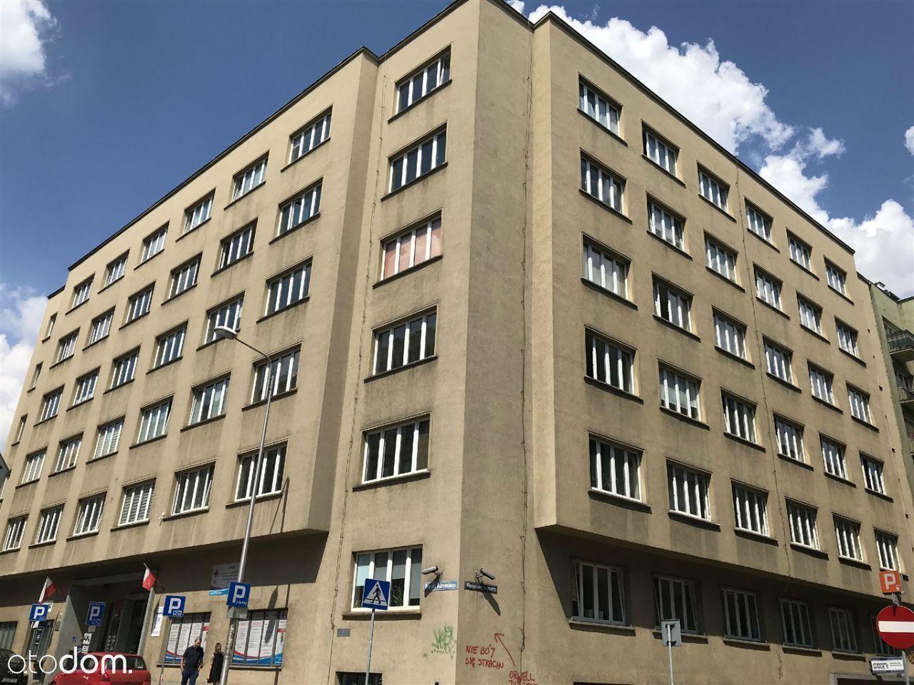 Gotowiec inwestycyjny! Lokal biurowy 21m2, centrum