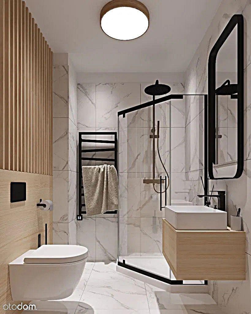 Atrakcyjne 2-pokojowe mieszkanie z nowym wnętrzem