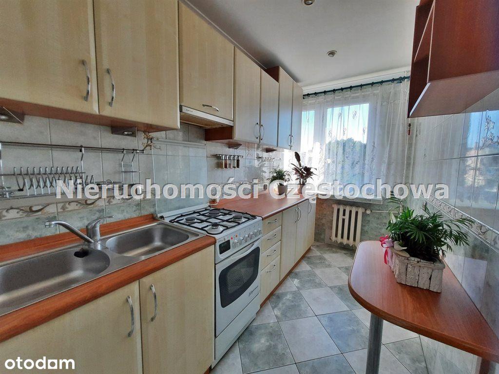 Mieszkanie, 56 m², Częstochowa