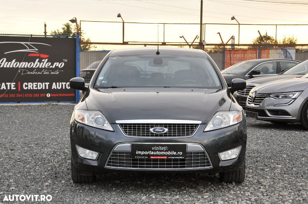 Ford Mondeo 2.0 - 27