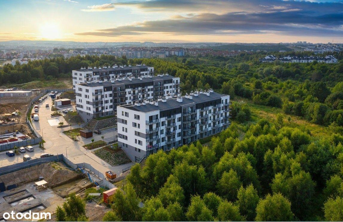 3 pokoje Gdańsk Łostowice. Nowy etap sprzedaży!