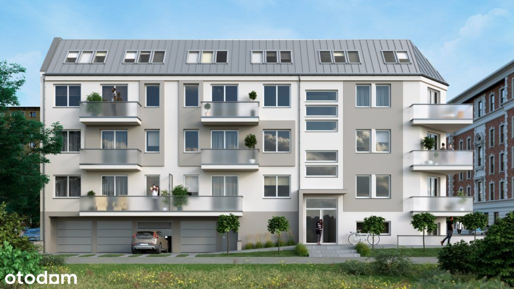 Lokal użytkowy, 43,36 m², Poznań