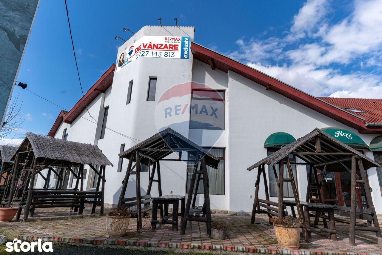 Hotel si restaurant cu notorietate in zona de tranzit crescut