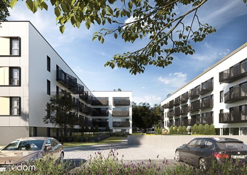 Mieszkanie, 55,27 m², Gniezno