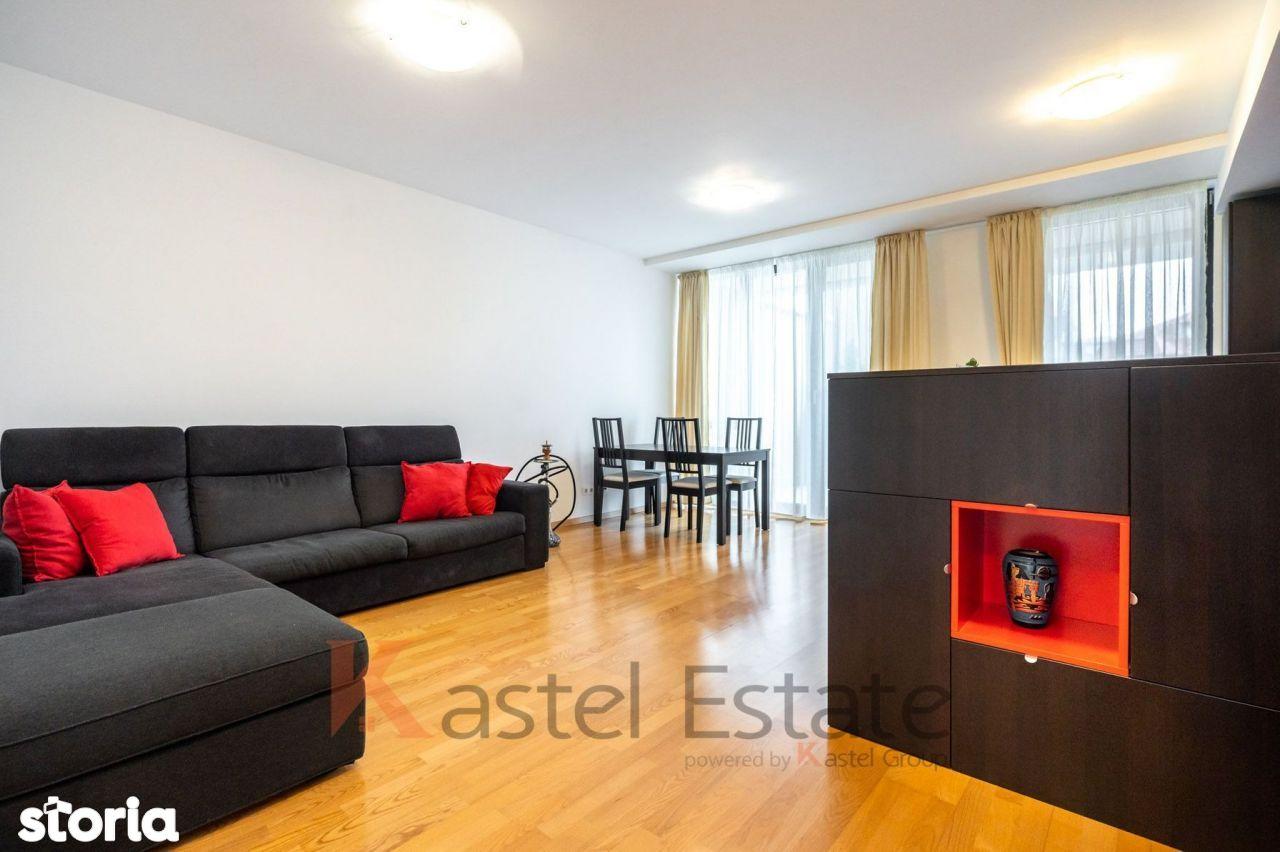 Apartament 3 Camere  | Nordia Residence | Curte proprie