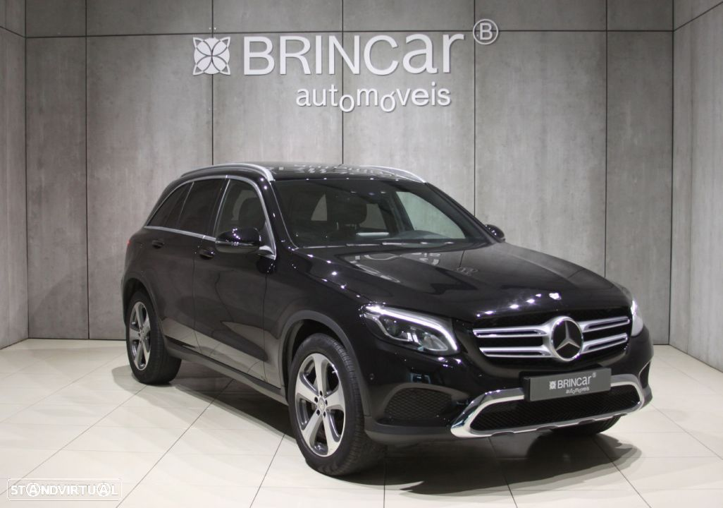 Mercedes-Benz GLC 250 d Exclusive 4-Matic 9 G-Tronic - 1