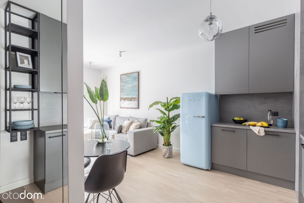 Mennica Residence - a 2-room executive suite