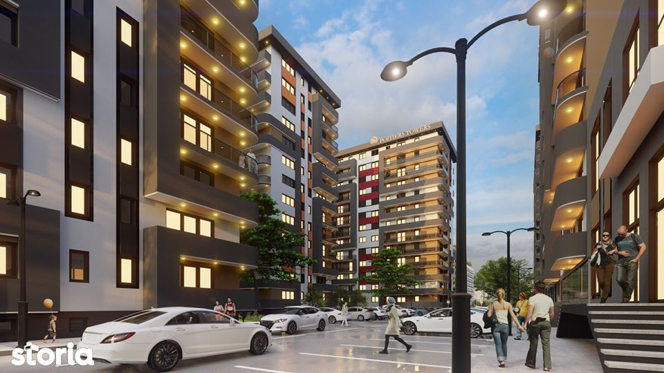 Apartament 1C Complex Rezidential Preturi Promotionale!