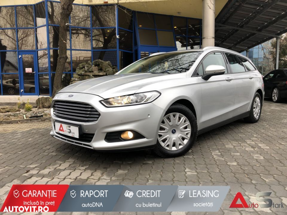 Ford Mondeo 1.6 - 39