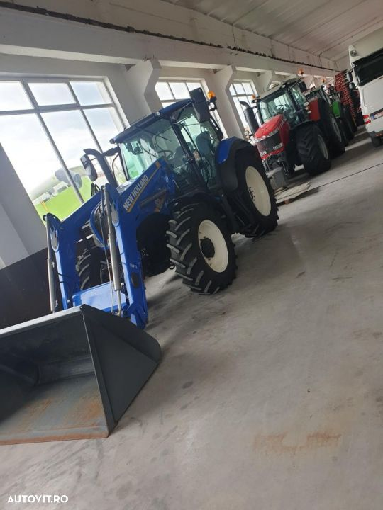 New Holland T6.125 - 5