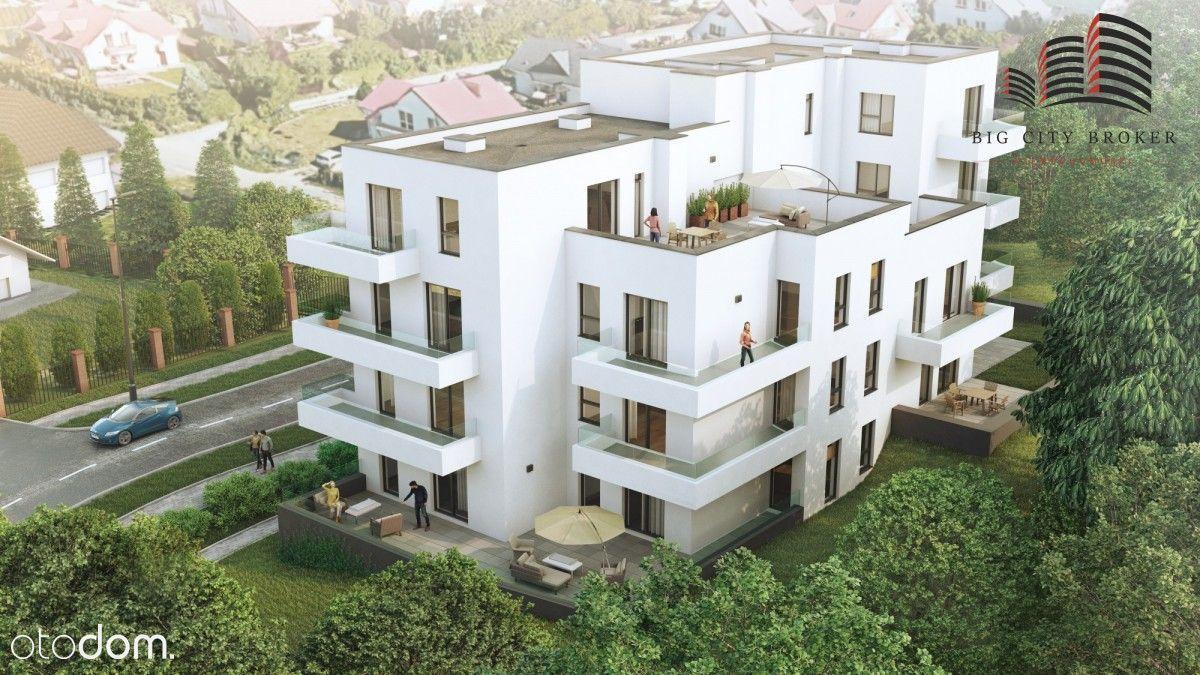 Mieszkanie od dewelopera 4 pokoje+taras, Ponikwoda
