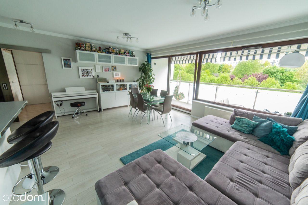 Sprzedam mieszkanie 91 mkw w apartamentowcu Marina