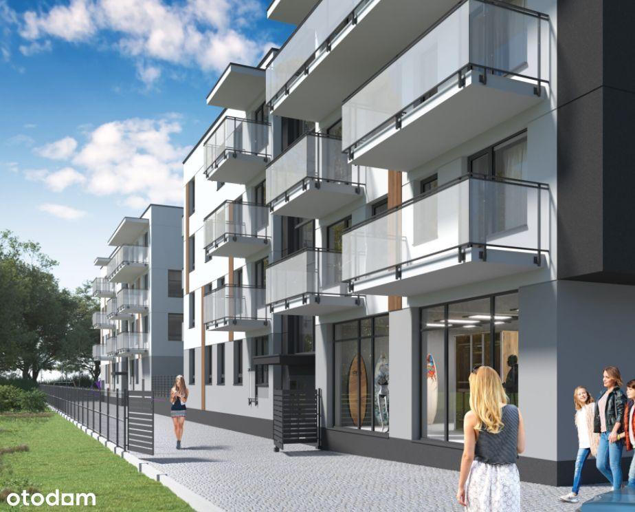Konstantynowska Garden | mieszkanie MB23