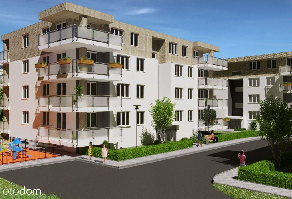 Mieszkania 33-62 m2 w nowej inwestycji w Mławie