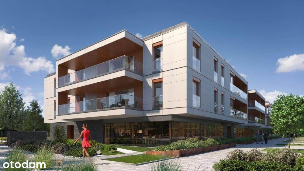 Apartament w pełnej klasy mokotowskiej inwestycji