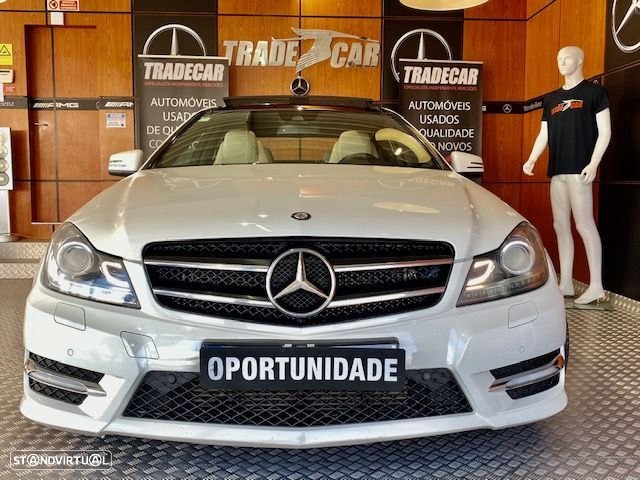 Mercedes-Benz C 250 CDi BE Aut. - 5