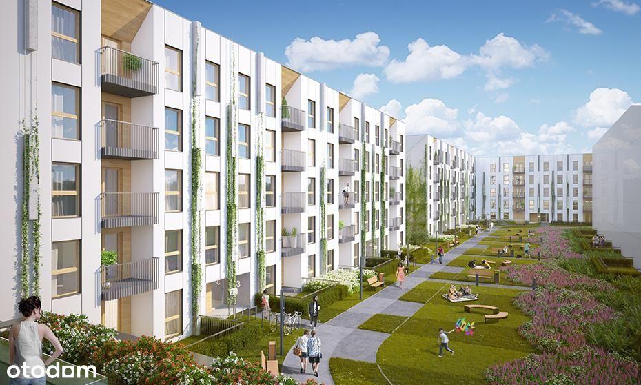 Mieszkanie 51 m2 - Solaris Park Odbiór I Kw. 2022