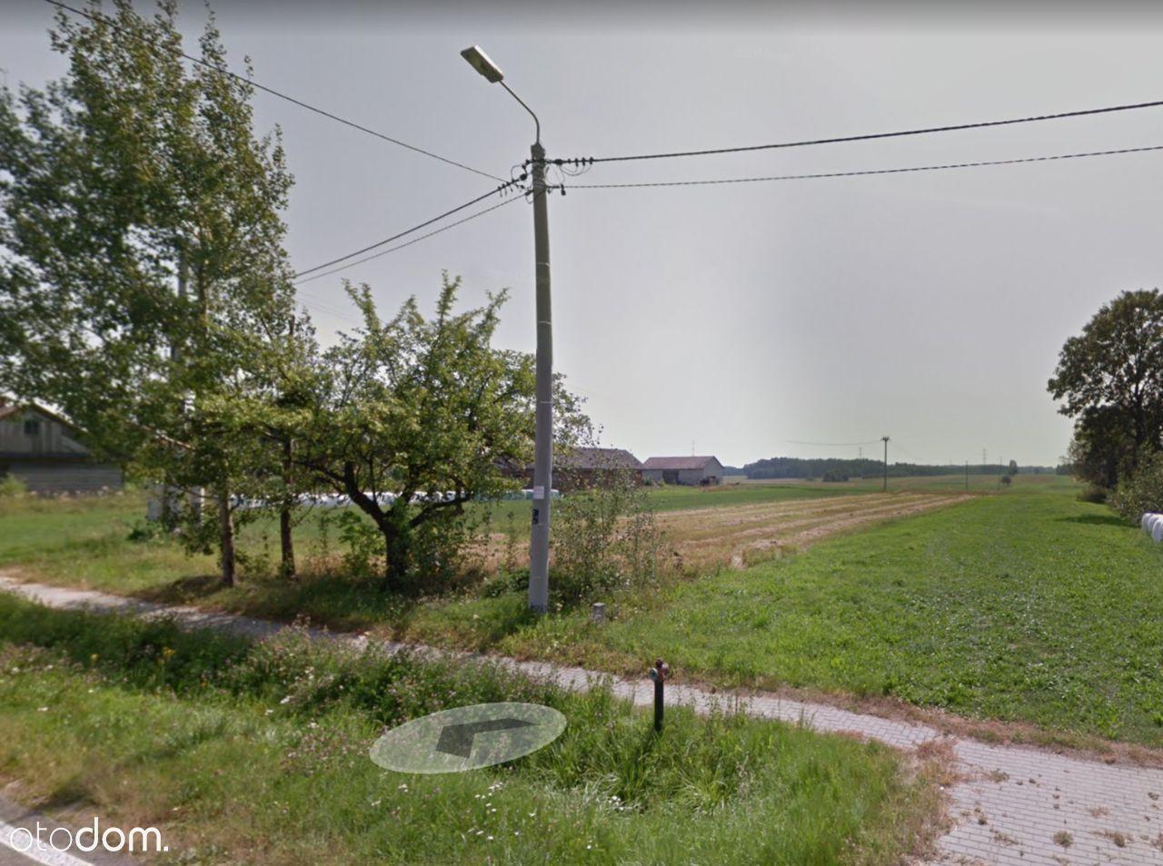 Działka rolna-budowlana, w pełni uzbrojona.