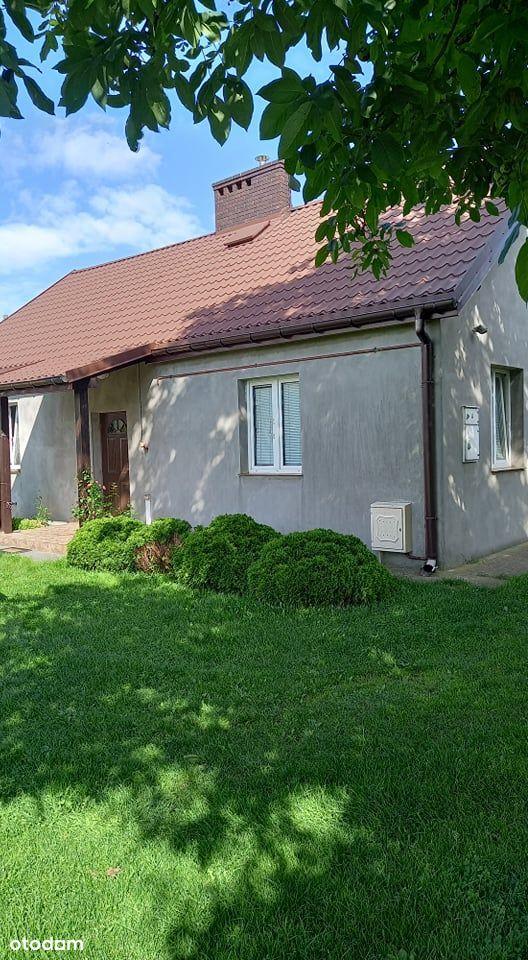 Dom 80 m2 na działce 1024 m2 pod Warszawą
