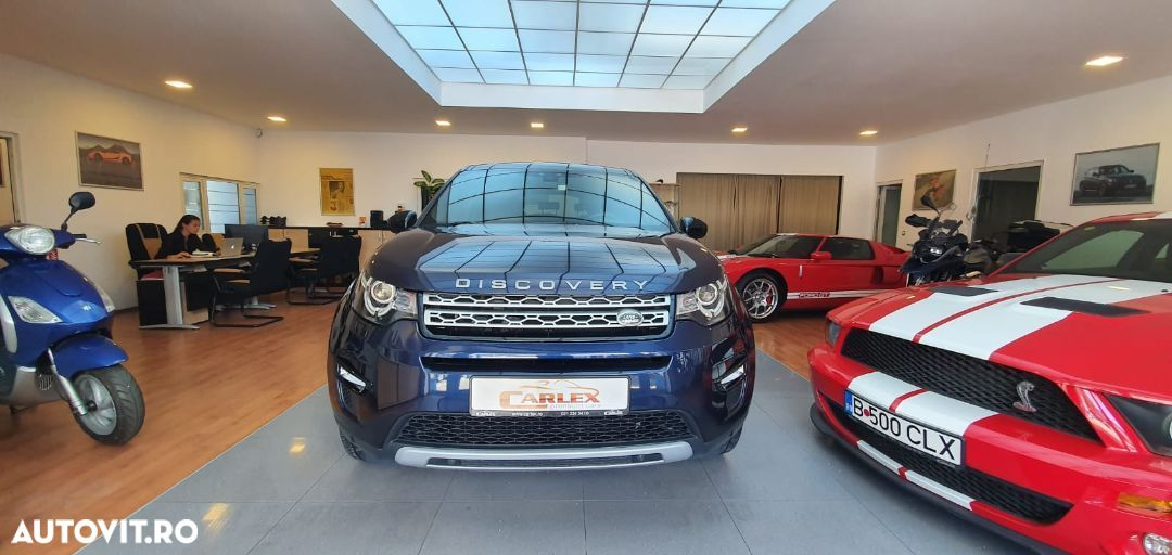 Land Rover Discovery Sport - 28