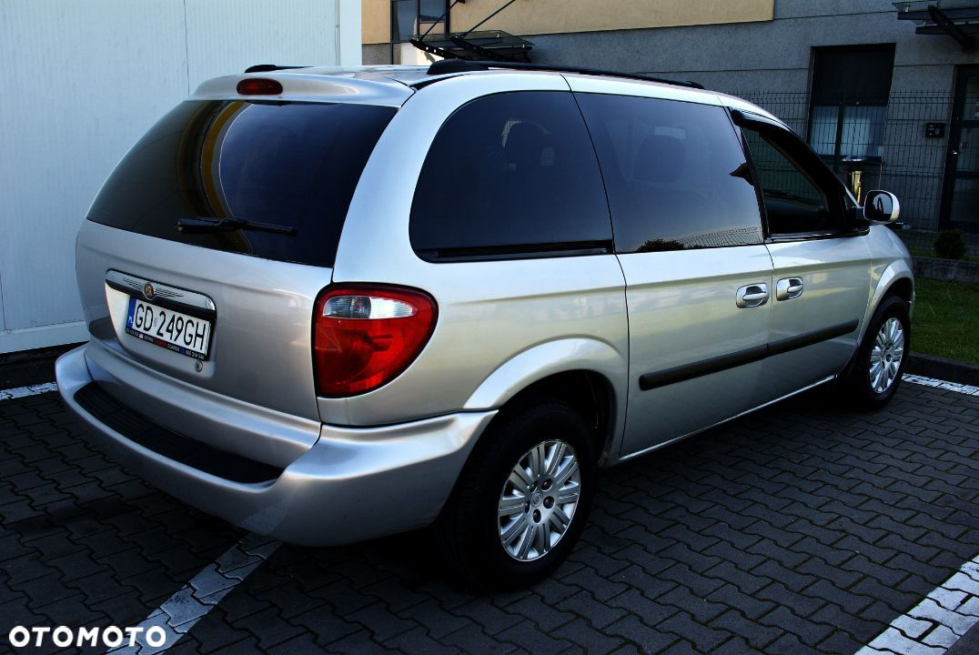 Chrysler Town & Country 3.3 Benzyna+Gaz 7 Osób - 10