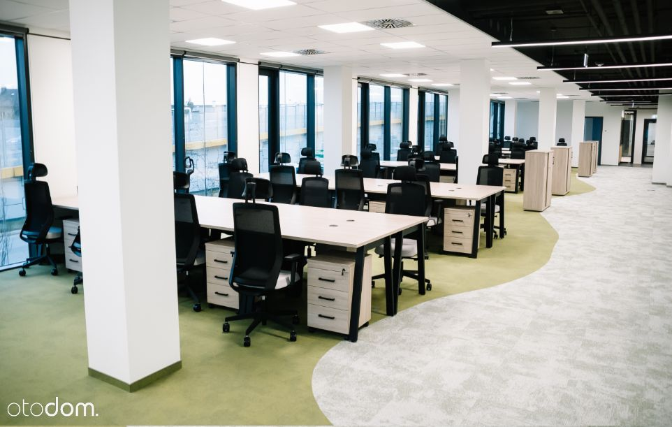 Ocean Office Park | powierzchnie elastyczne