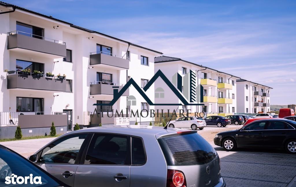 Apartament cu 3 camere la cheie de vanzare in Selimbar zona Lidl - ID