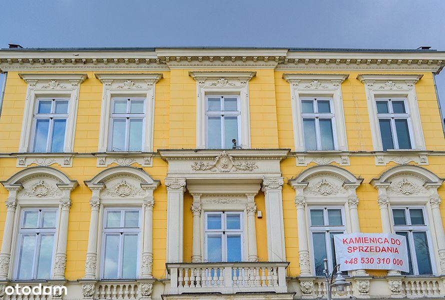 Zabytkowa kamienica w centrum Kielc
