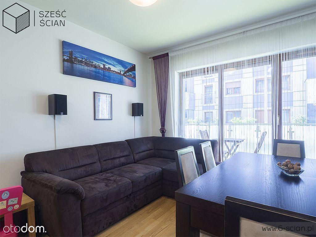 Mieszkanie 2-pok| Parking | Ogródek | Strzeszyńska