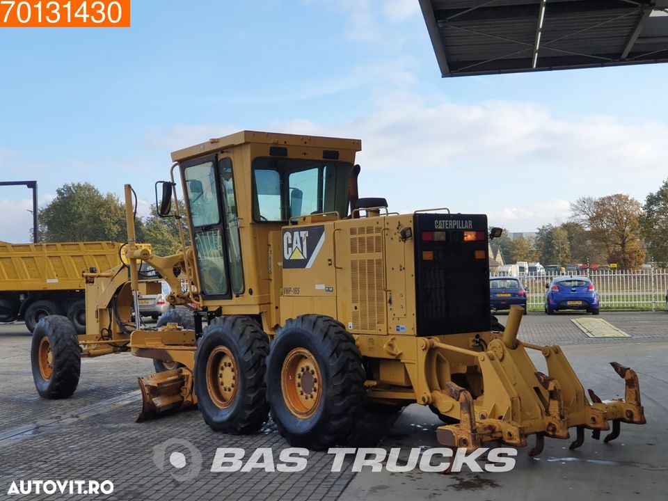 Caterpillar 12K Nice and clean grader - 2
