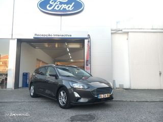 Ford Focus SW Station 1.5 TDCi EcoBlue Business