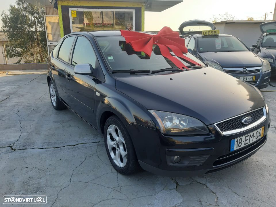 Ford Focus 1.6 TDCi Connection - 1