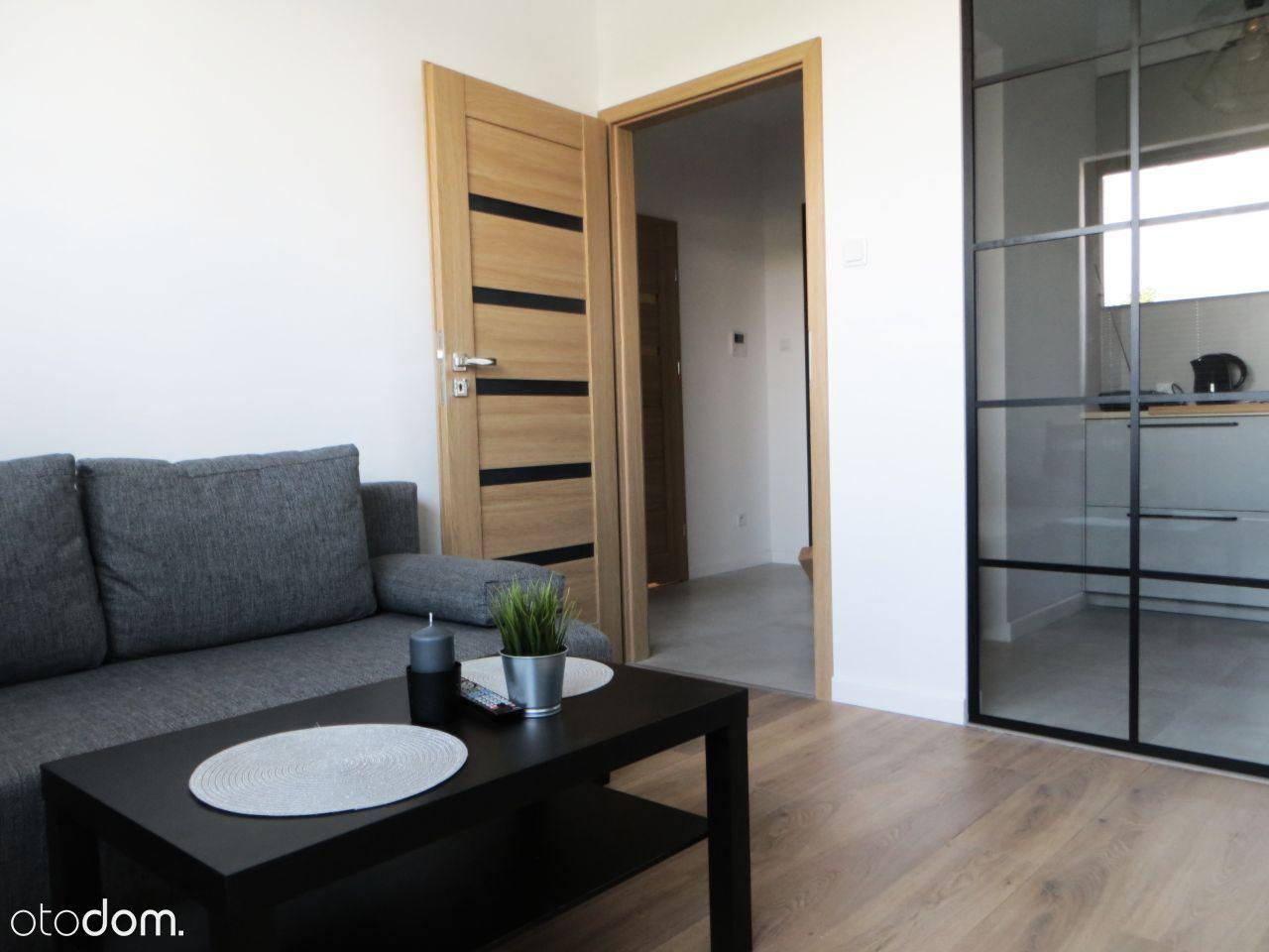 2-pokojowy apartament Zajezdnia Wrzeszcz Gdańsk