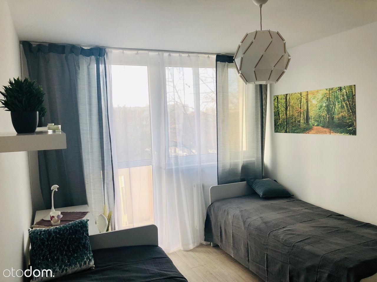 Pokój 2-osobowy z balkonem (double room) Chodecka