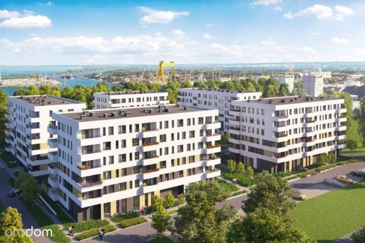 NOWE - trzypokojowe mieszkanie / duża loggia - HIT