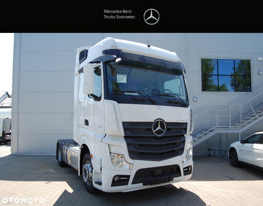 Mercedes-Benz Actros 1845 LS 4x2 / BIG SPACE - 2018  Actros 1845 LS 4x2 / BIG SPACE 2018 - 9