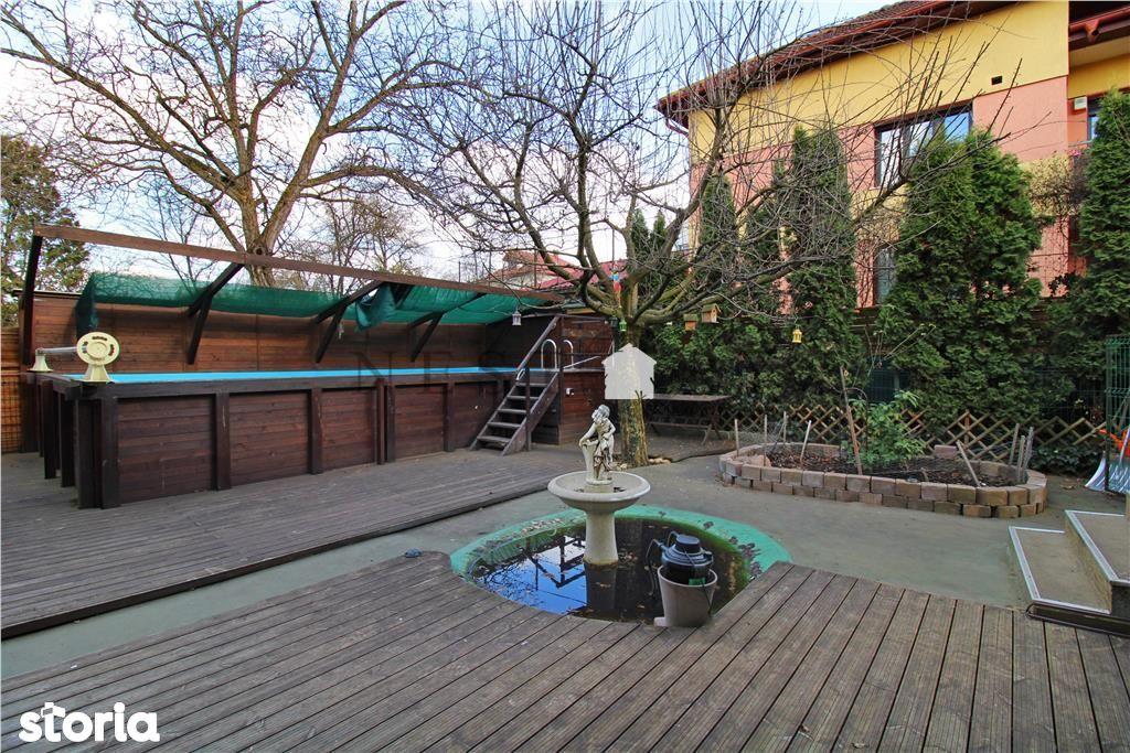 Casa individuala, 320mp, 580mp teren, Piata Engels, Andrei Muresanu!