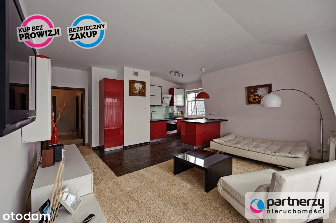 3-pokojowy apartament, osiedle Sopocki Parkur