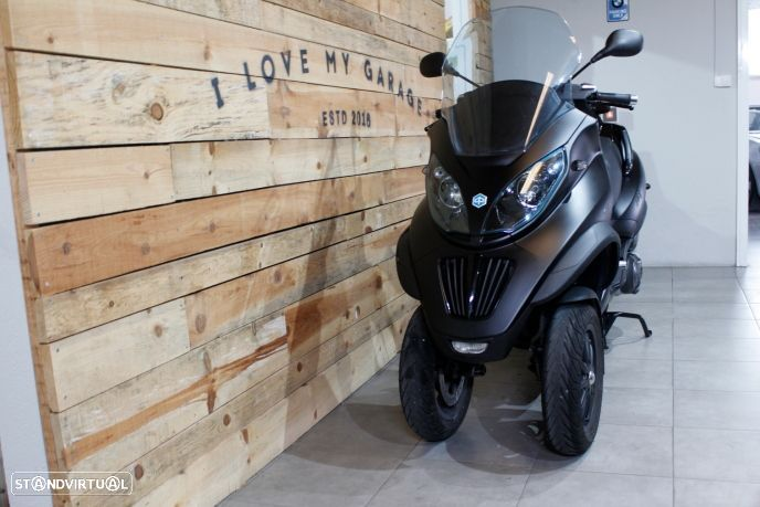 Piaggio MP3  400LT Carta Carro - 9