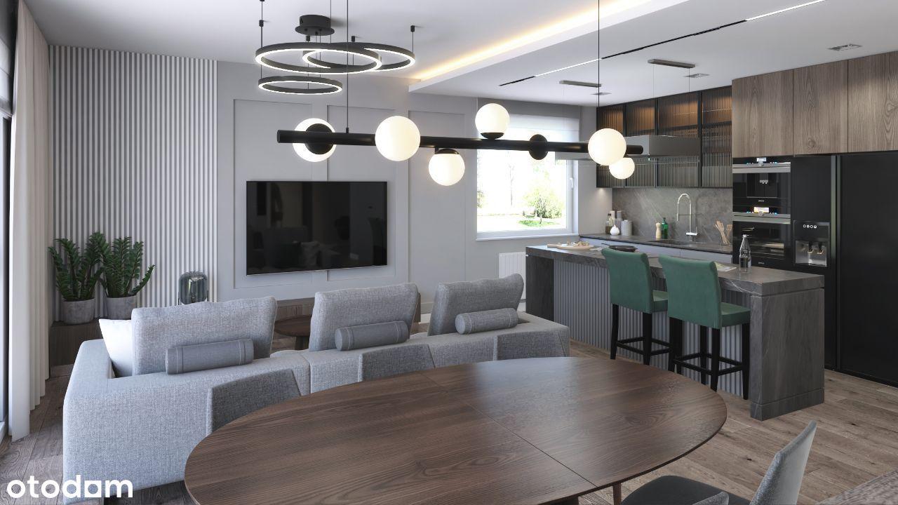 Osielsko Residence | 5-pok. | wyjątkowy apartament
