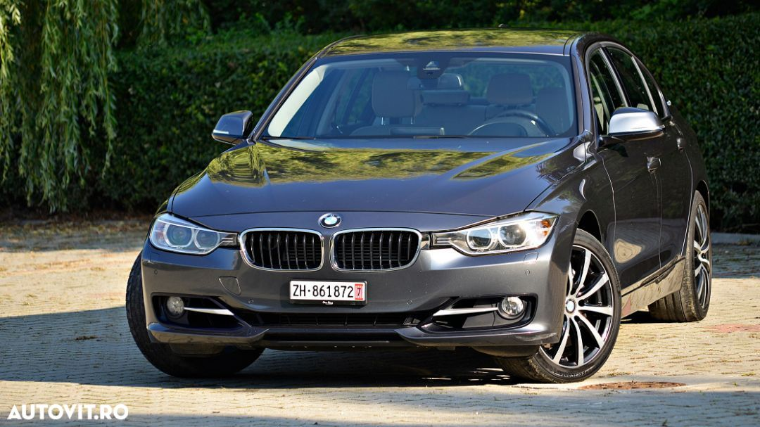 BMW Seria 3 ActiveHybrid - 6