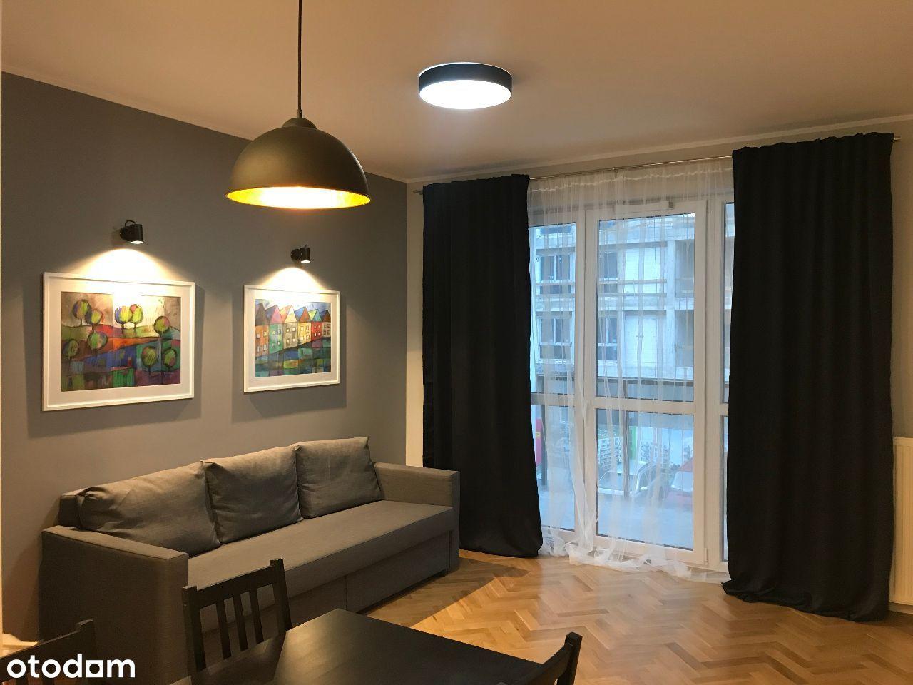 Nowoczesne, 2-pokoj. mieszkanie 45m2, ul. Kłobucka