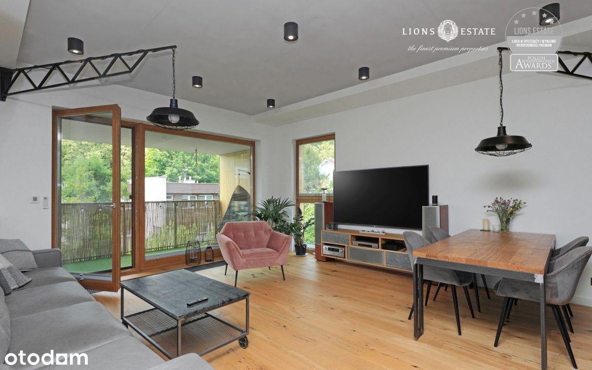 5-pokojowy apartament w Apartamenty Marymont