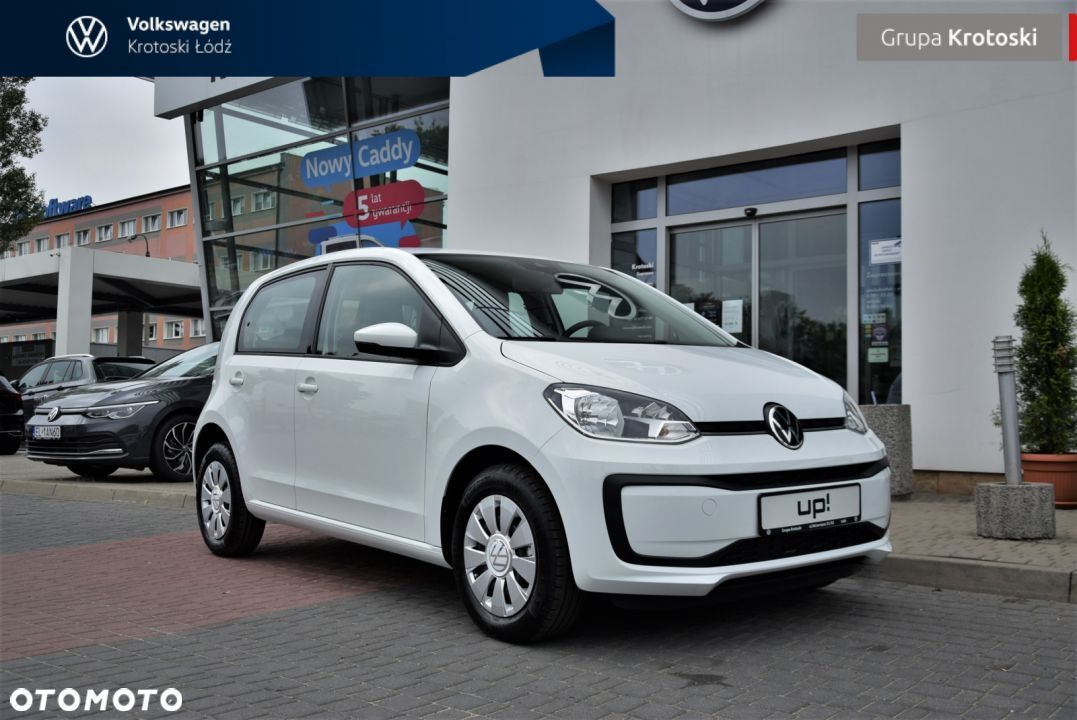 Volkswagen up! move up! 1.0 65KM VW Leasing! - 1
