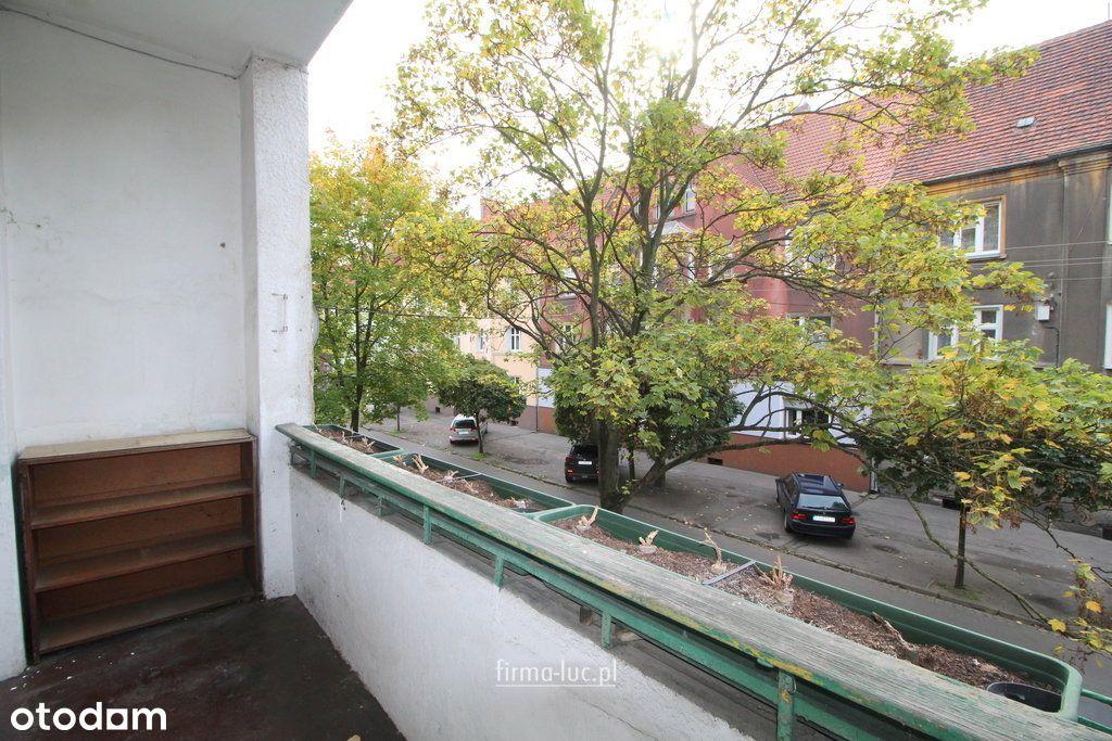 Mieszkanie 3 pokojowe przy Wawrzyniaka, ogródek!