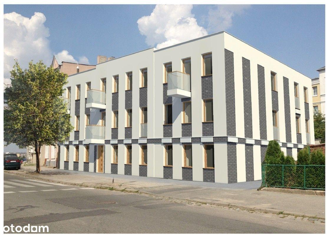 Nowe mieszkanie 2 pok. w centrum Gniezna ul 3 Maja
