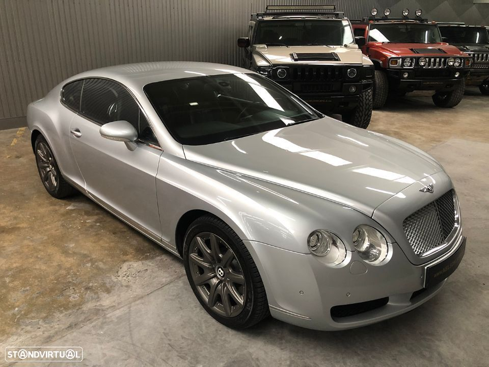 Bentley Continental GT 6.0L W12 - 11
