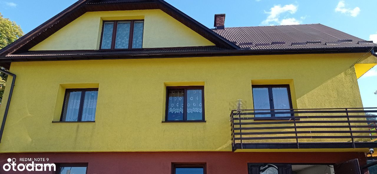 dom w centrum Limanowej