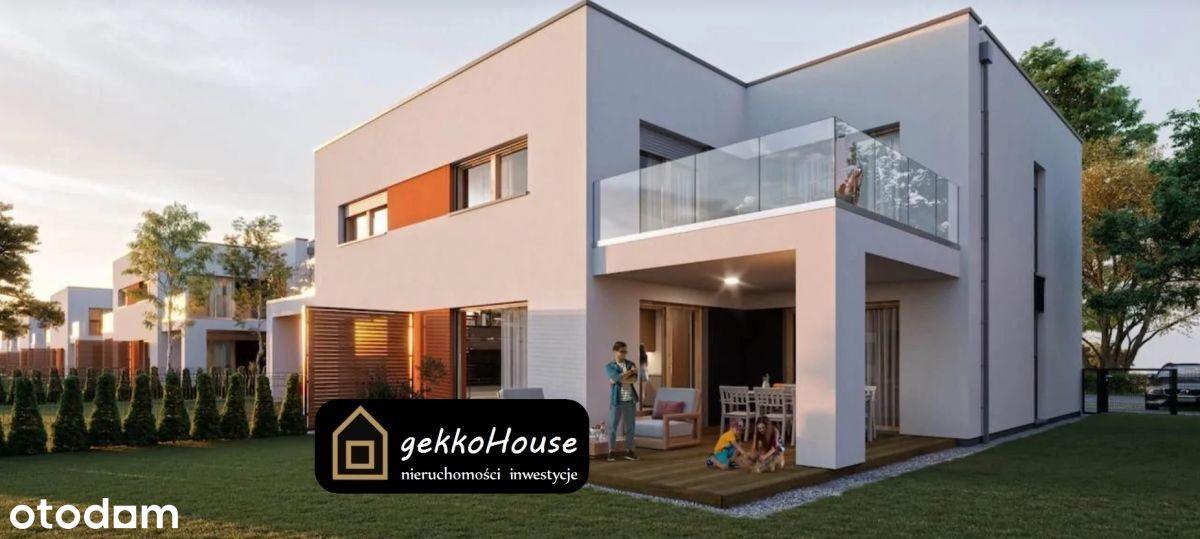gekkoHouse - Nowoczesne Mieszkania Z Ogrodem