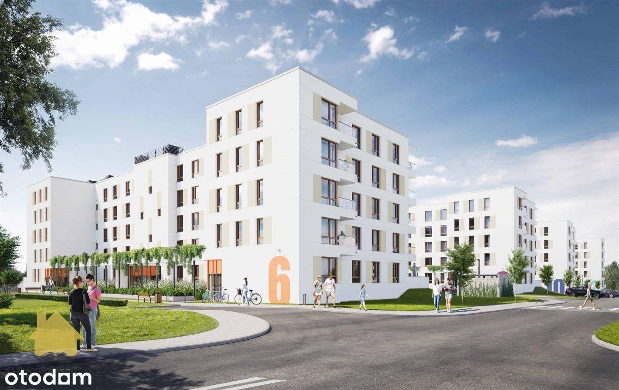 Mieszkanie, 49,74 m², Lublin